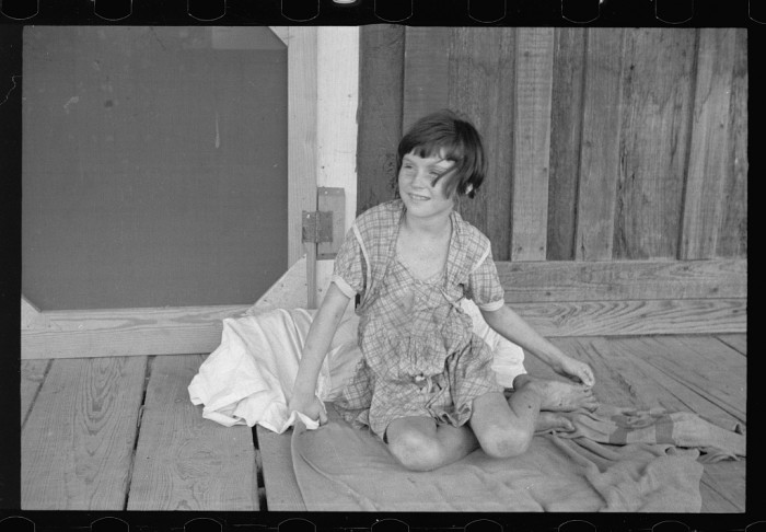 1. Mississippi County Sharecropper's Daughter