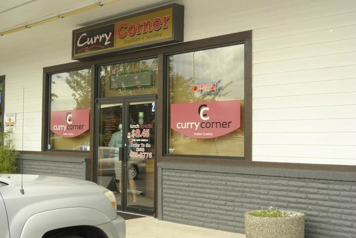 7. Undecided about trying Curry Corner in the Olympia area?