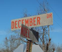 7-11. Candy Cane Road, Dancer Street, December Drive and Noel Street, Santa Claus, GA