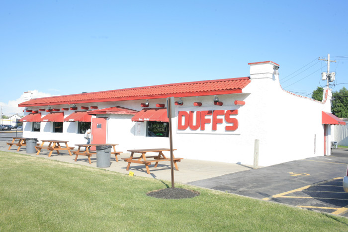 2. Duff's Famous Wings