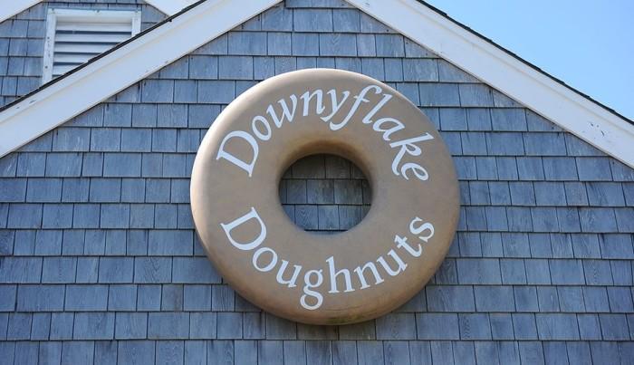 11. The Downyflake, Nantucket