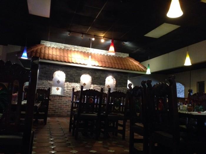 11. El Acapulco Mexican Restaurant