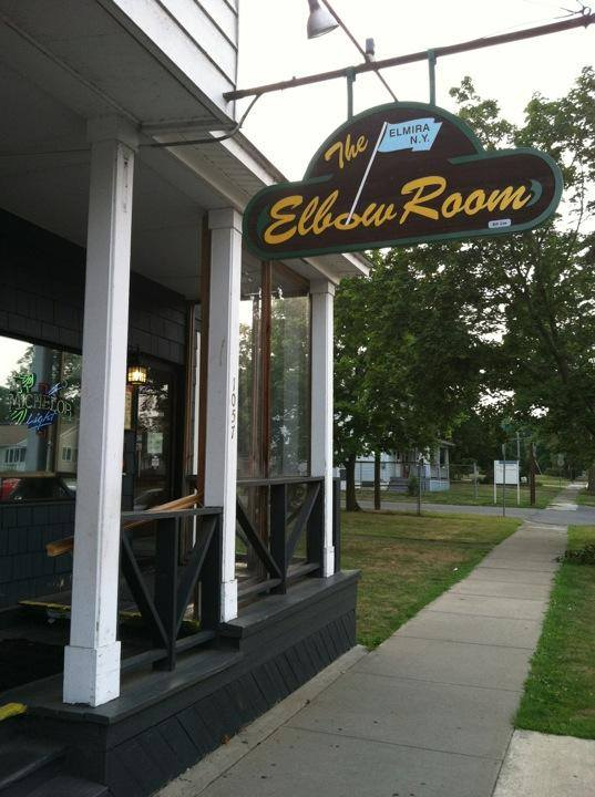 10. The Elbow Room, Elmira