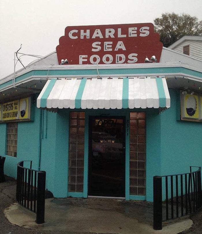 1. Charles Seafood, Harahan, LA