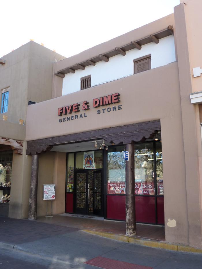 1. Five and Dime, Santa Fe