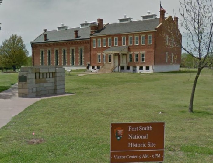 23. Fort Smith Courthouse