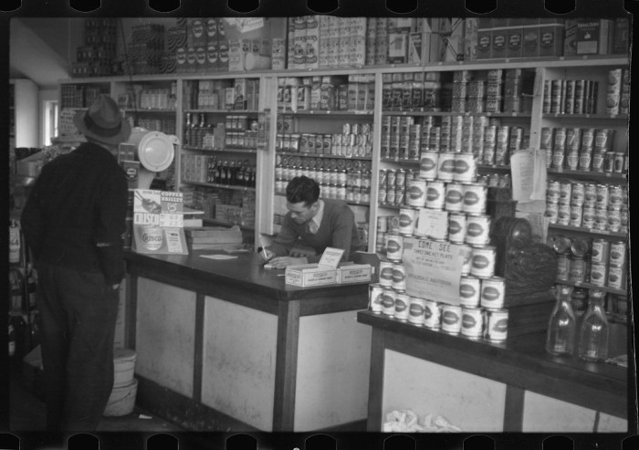4. General stores
