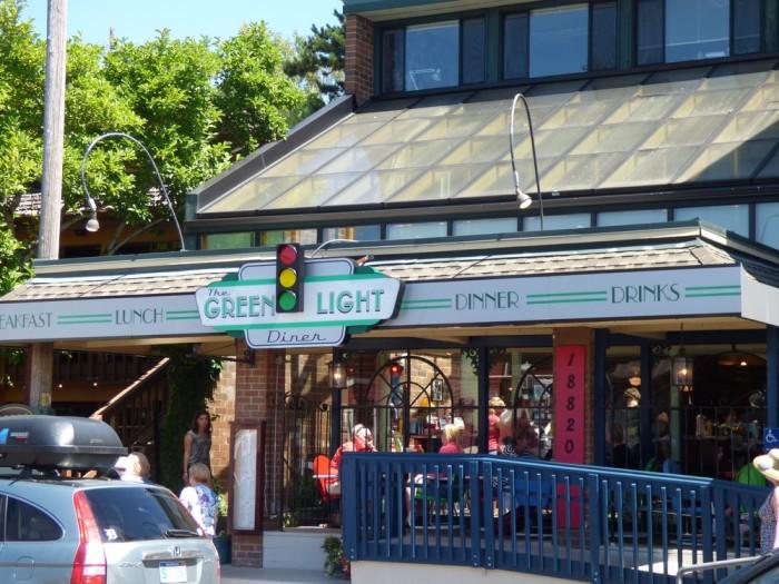 9. Green Light Diner, Poulsbo