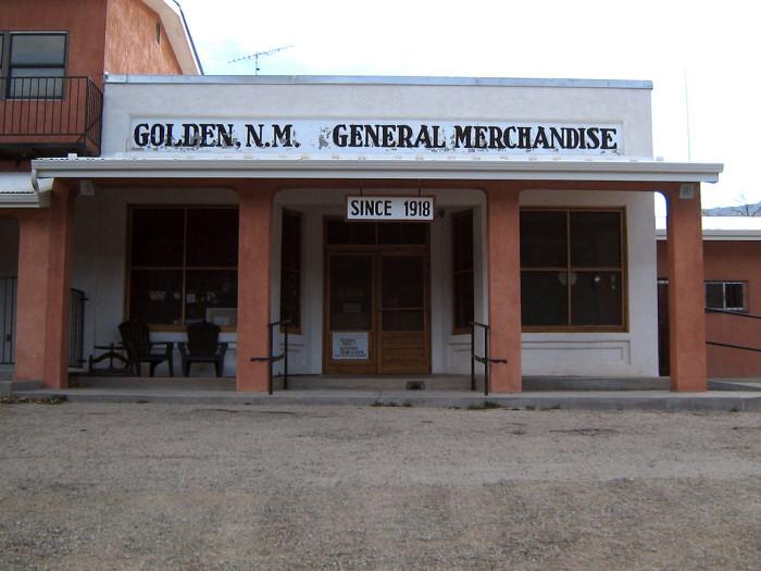 6. Henderson General Store, Golden