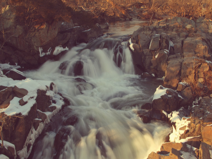 4) Great Falls, Montgomery County