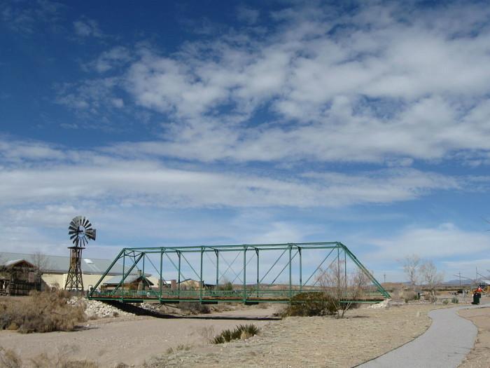 6. The Green Bridge, Las Cruces