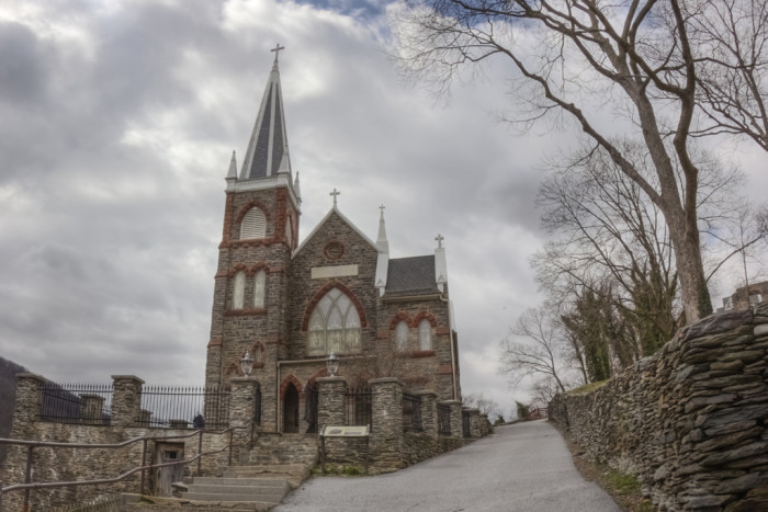 8. Harpers Ferry is pretty haunted.