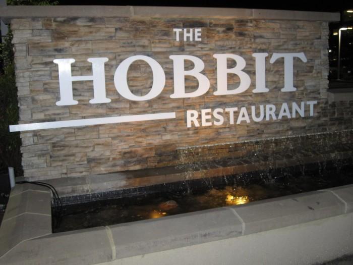 10) The Hobbit Restaurant, Ocean City