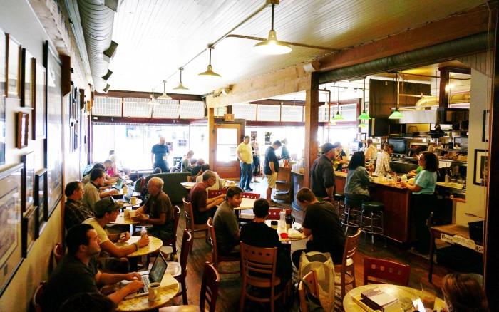 11. Bipartisan Cafe