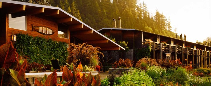 8. Have a lovely getaway at the Tu Tu' Tun Lodge.