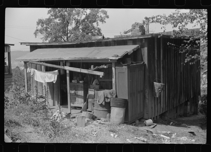 11. This was a house near Charleston in 1938.