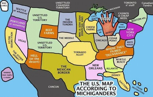9. How Michiganders see us.