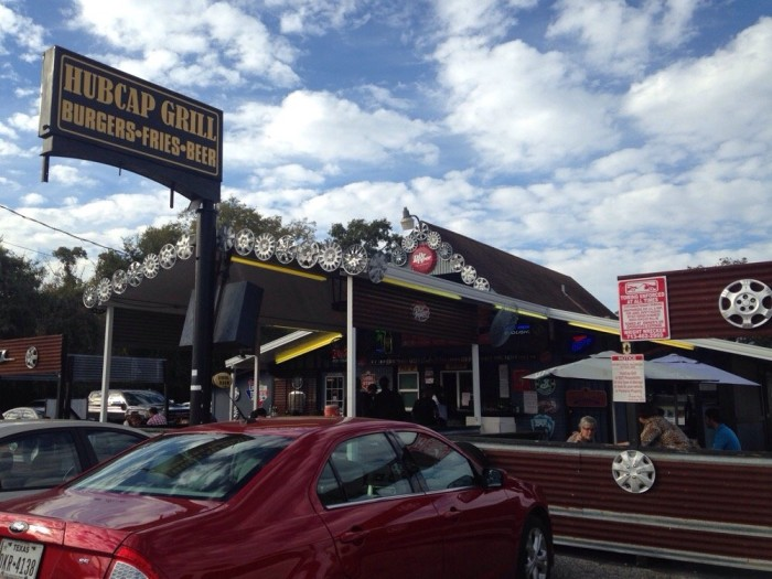 15. Hubcap Grill (Houston)