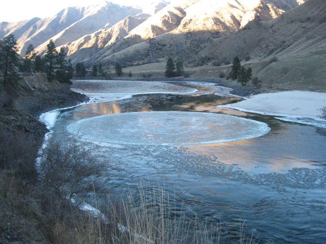 5. Ice Circles