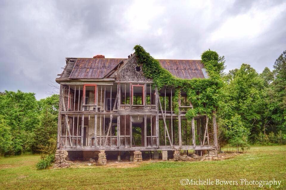 18 unique photos of abandoned homes in north carolina for North ms home builders