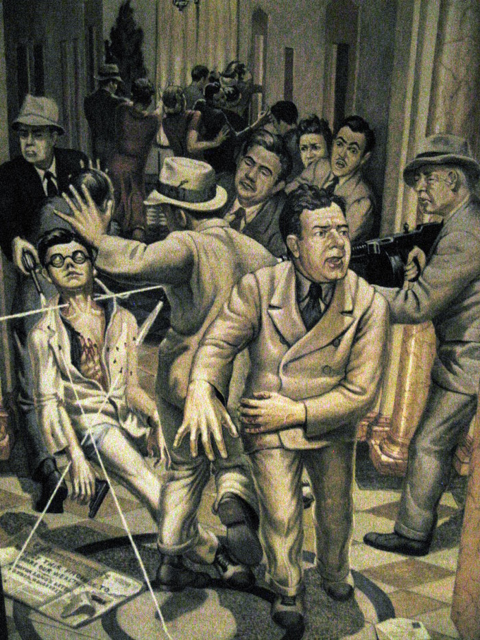 1. The assassination of Huey P Long