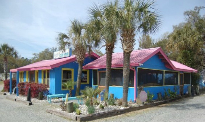 3. Inlet Crab House & Raw Bar - Murrell's Inlet, SC
