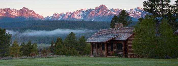 4. Idaho Rocky Mountain Ranch, Stanley