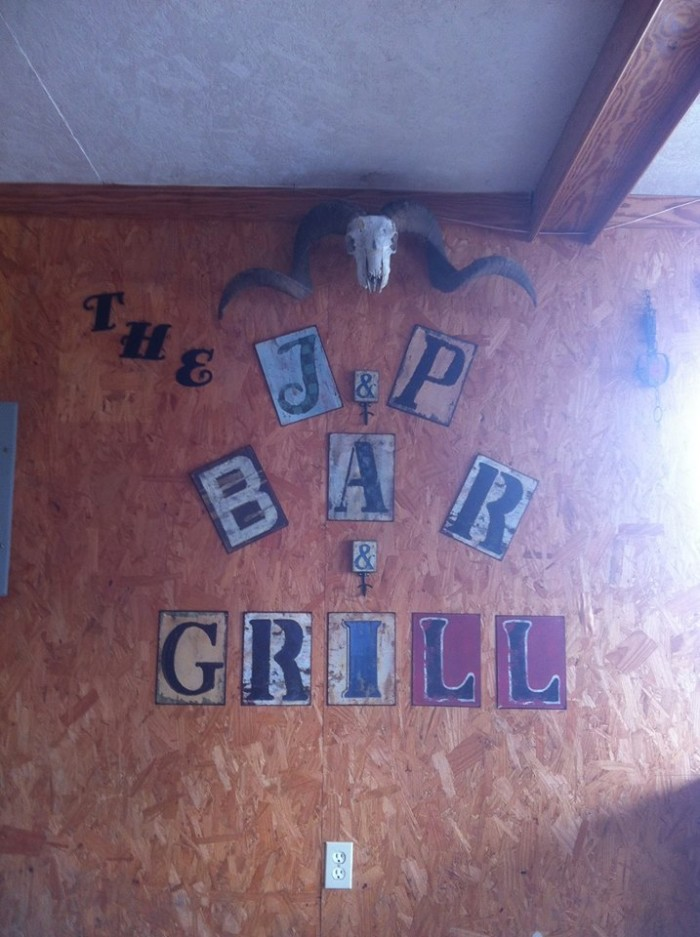3. The J and P Bar & Grill (Comstock)