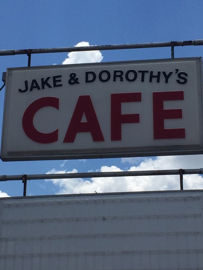 10. Jake and Dorothy's Cafe (Stephenville)
