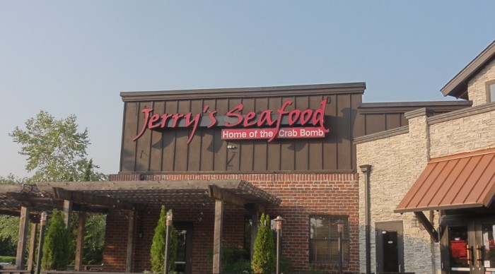 15) Jerry's Seafood, Bowie