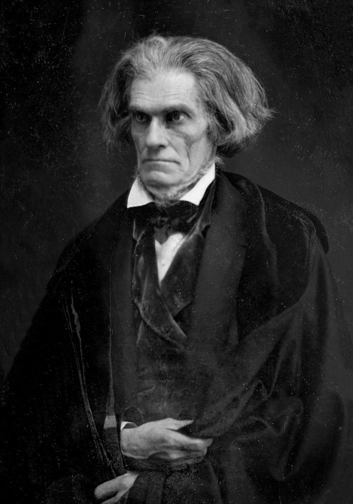 J is for John C. Calhoun