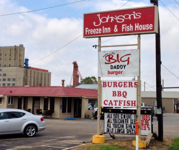 10. Johnson's Fish House and Diner