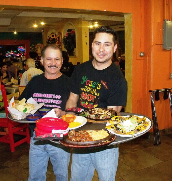 Jose Mexican Food Hot Springs Ar