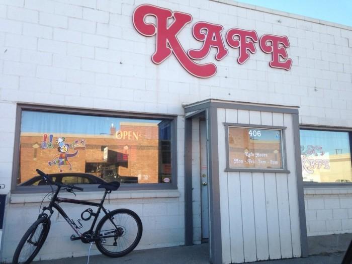 3. 2K's Kafe, Great Falls
