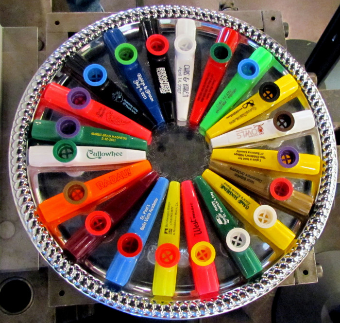 3. A kazoo factory and museum - Beaufort, SC