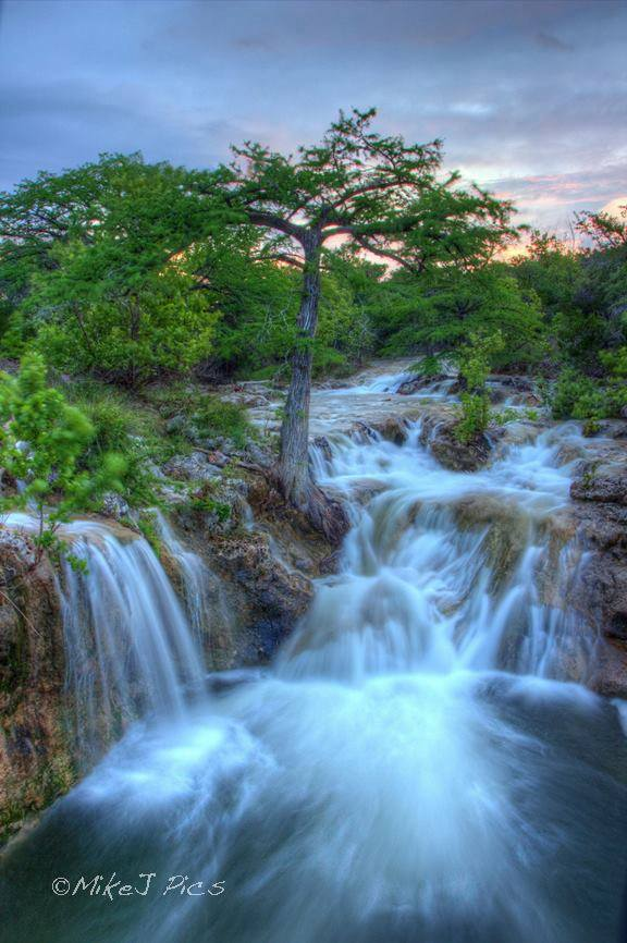 8. Waterfalls in Kendall County