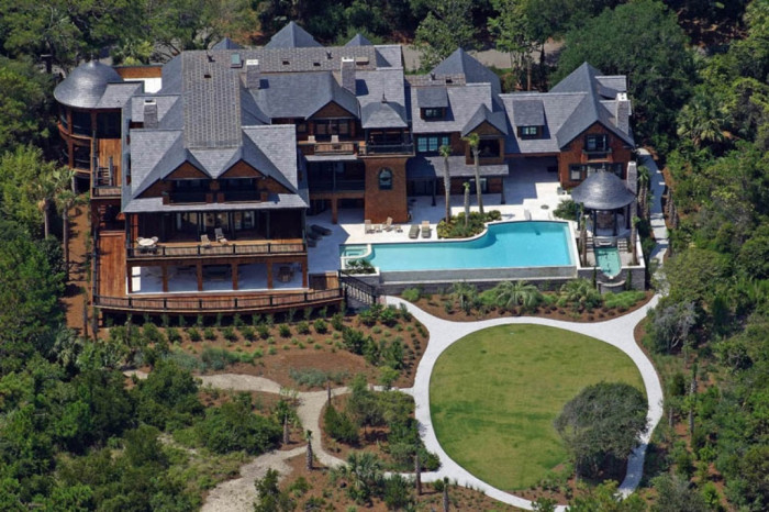 11. Possibly THE MOST expensive home on the market in South Carolina today is akin to a fairy tale.