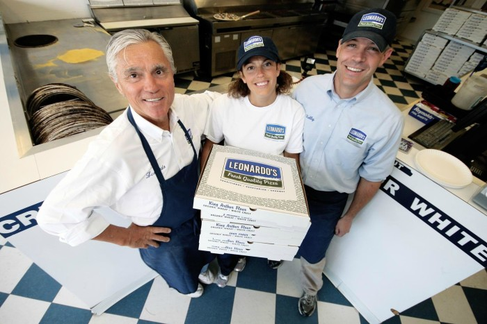 12.  Leonardo's Pizza - 83 Pearl St, Burlington
