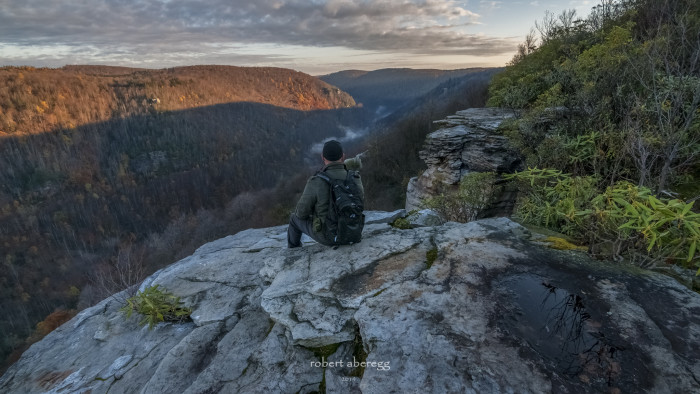 1. Lindy Point Overlook