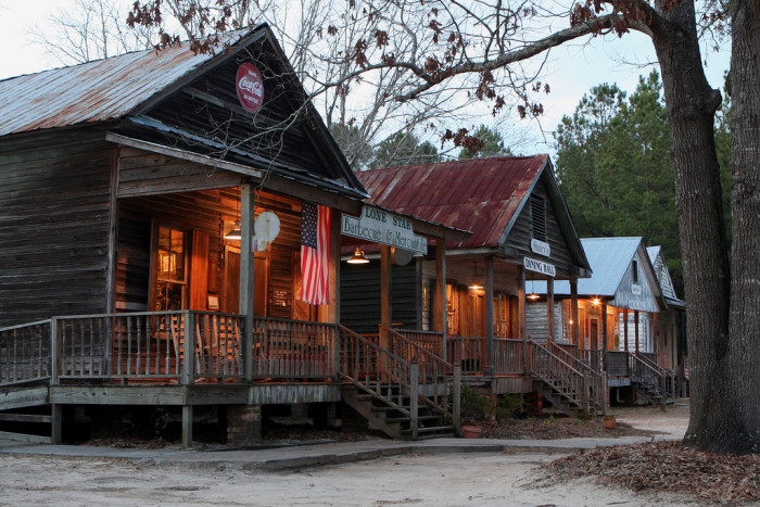 10. The Lonestar BBQ & Mercantile in Santee, SC