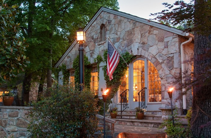 Fairy Tale Bed And Breakfast Chattanooga