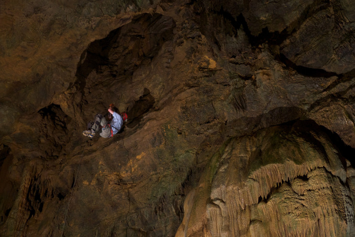 2. Lost World Caverns in Greenbrier County