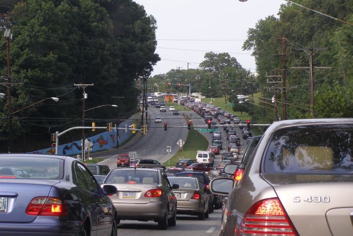 4) Aren't Marylanders crazy drivers?