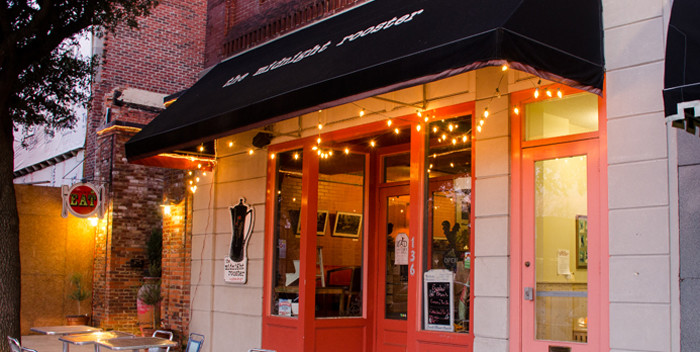 7. Midnight Rooster Coffee Shop & Eatery - Hartsville, SC