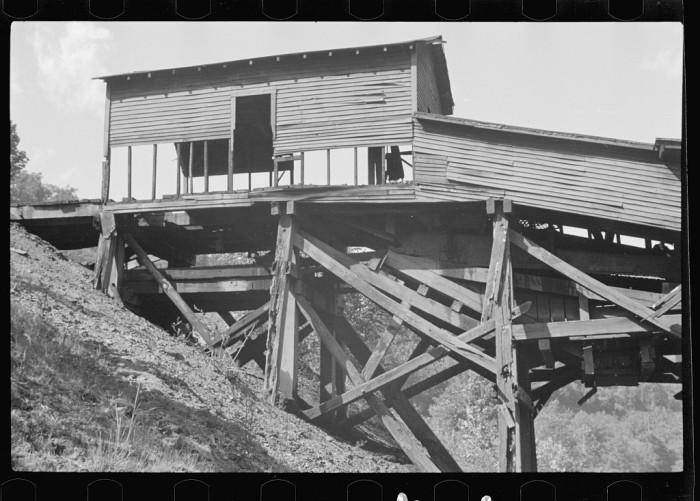 1. Coal mines