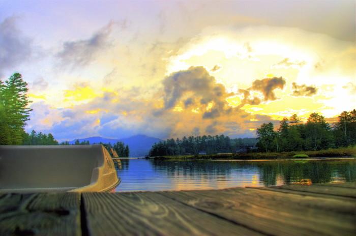10. Mirror Lake
