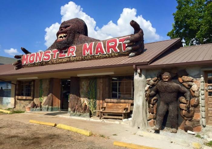 4. Monster Mart