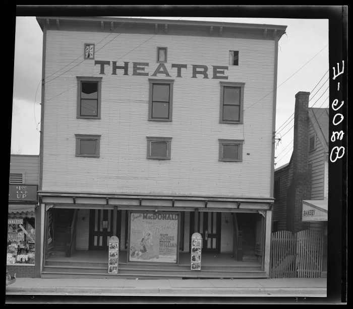 8. Movie theatres