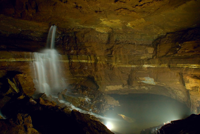 4. This is My Cave in Pocahontas County