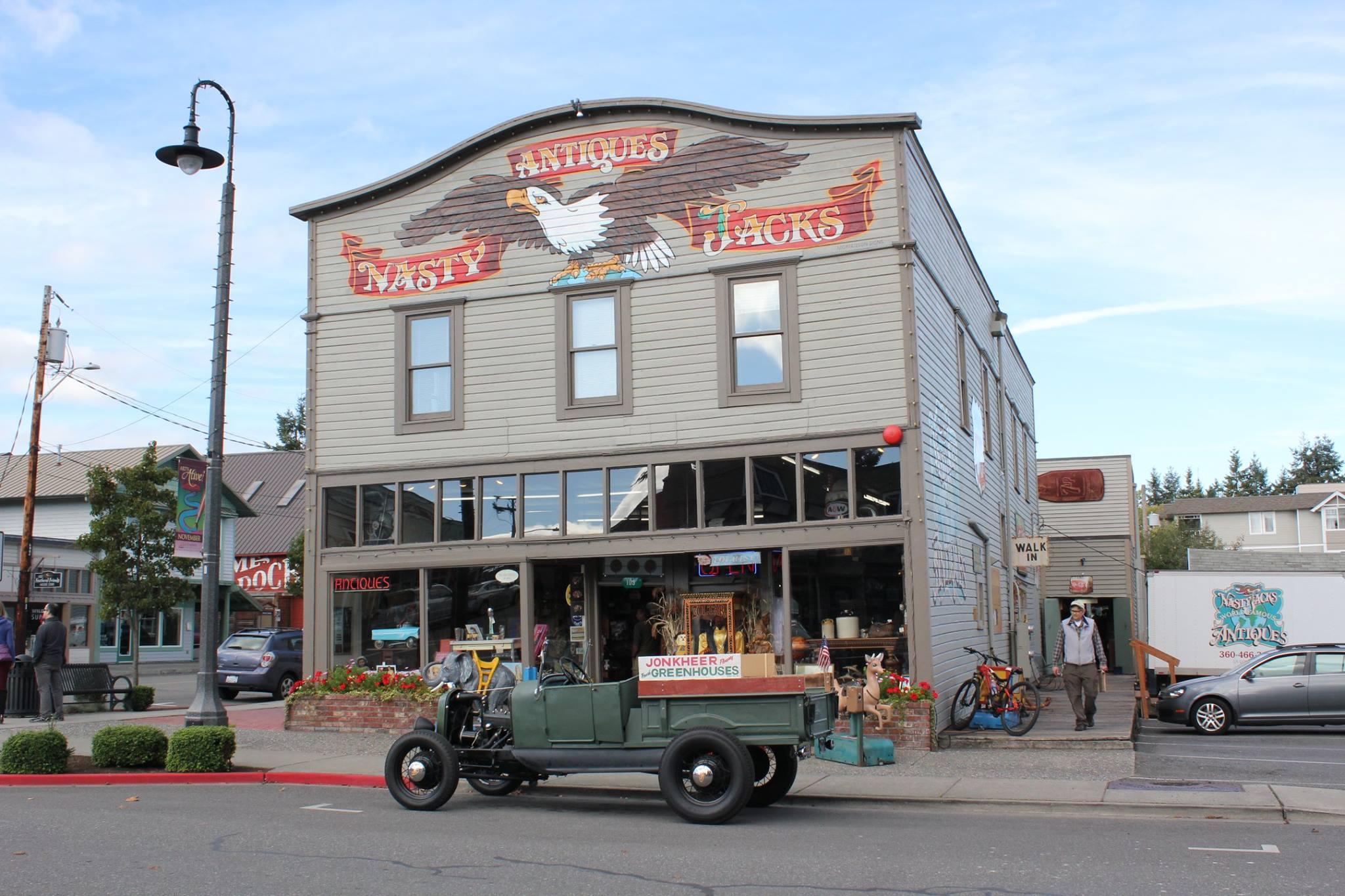 12 Antique Shops In Washington